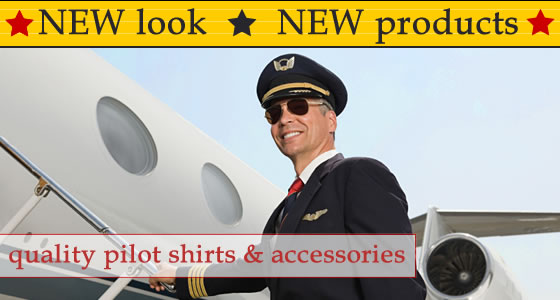 Quality Pilot Shirts & Accessories